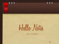 Notepad PSD