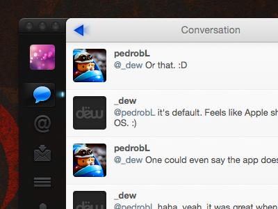Twitter for Mac twitter mac app twitter mac mod custom