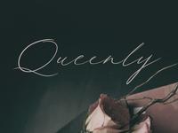 'Queenly' Font