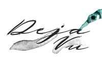 Deja Vu Handwritten Ink Font