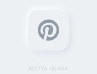 Neumorphism - Pinterest