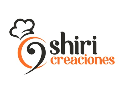 Chef Logo icon illustration branding typography food app chef logo planner wedding events creations vector foodlogo logo food chef