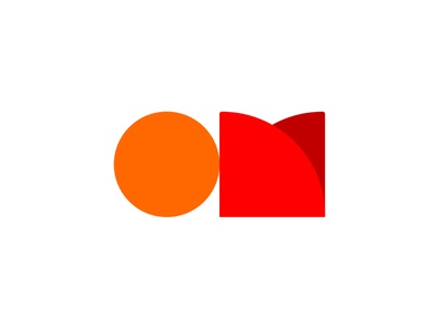 OM Logo logo illustration typography branding vector design illustrator logo design logotype