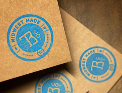 New promo piece promo logotype branding logo