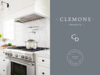 Clemons Design Co. Branding