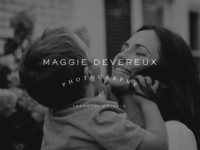 Maggie Devereux Photography Logo