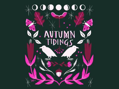 Autumn Tidings!