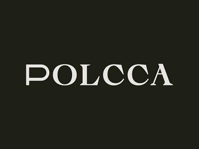 Polcca Design is on air🥁 modern polcca monterrey selfbranding green symbol logo branding