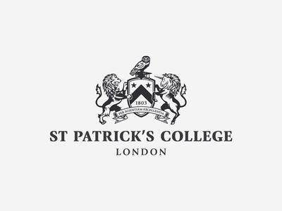 St Patrick's College Crest