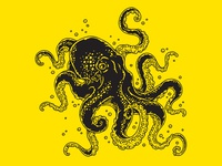 Forge & Spark - Octopus Illustration