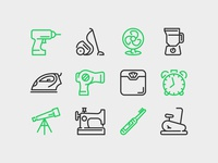 ElectroRecycle Icons