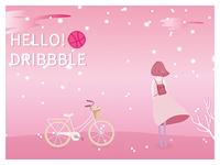 Hello!Dribble