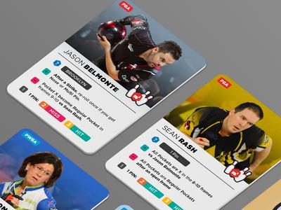 BnR Player Cards