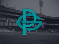 Polo Grounds monogram