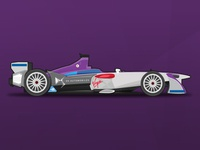 DS Virgin Racing Vector