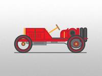 1907 Itala
