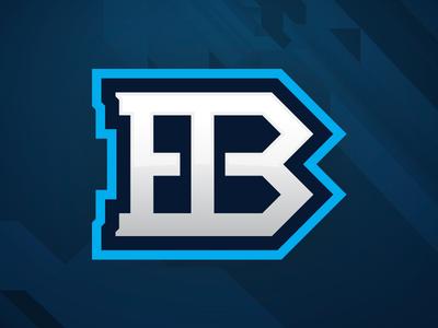 E.B. Secondary Logo