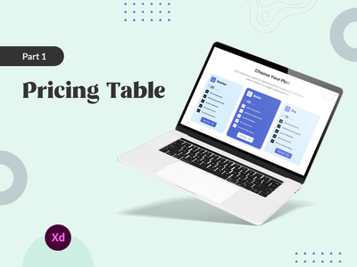 Pricing Plans 1.0 product ui design ui  ux pricing pricing plans pricing table pricing plan pricing page ui landing page bootstrap uiux illustration design uidesign