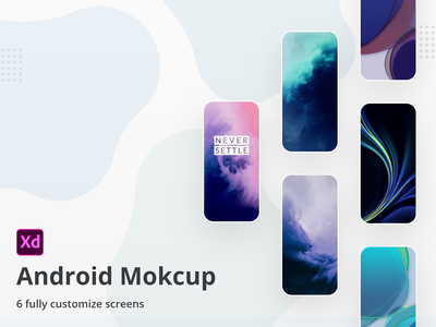 Android Device Mockup android design ux uiux uidesign android mockup android device mockups mobile app app mockups mockups app design android app design