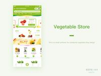 Vegetable Store(蜜蔬果缘)