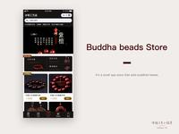 Buddha beads Store(冰银手镯)