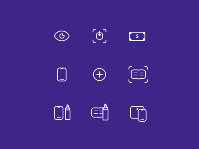 Icons for readers