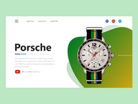 Porche Watches Concept