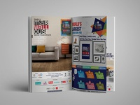 Magazine Advertise