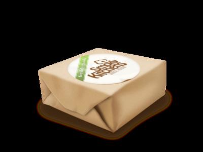 Smoky Kitchens Paper Wrap kitchen smoky smoke snack restaurant design logo