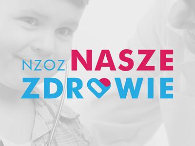 NZOZ - NASZE ZDROWIE howinnga branding logo hospital zdrowie nasze - nzoz health our