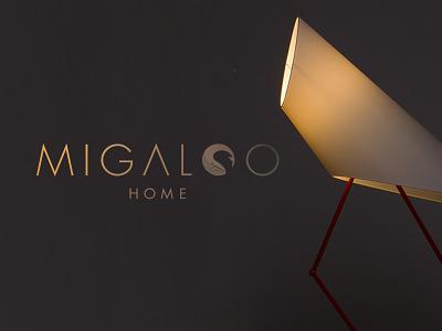 Migaloo home howinnga design branding logo home migaloo