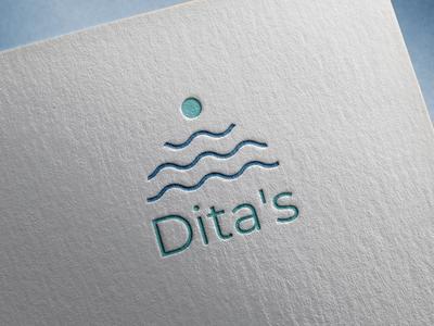 Dita's logo design