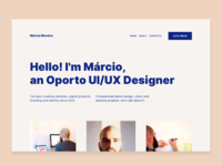Personal Site Redesign