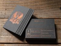 The Idea Bureau Business Cards