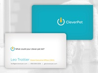 Cleverpet Business cards