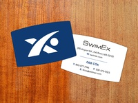 SwimEx Business Card