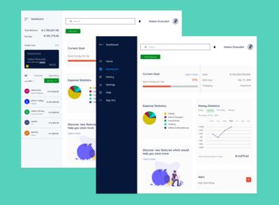 Finance Tracker Dashboard