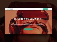 Landing Page MWC19