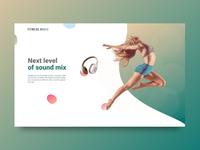 Headphones Page