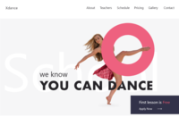Dance Landing
