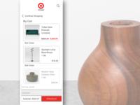 Target Shopping Cart Concept