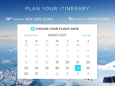 Jet calendar ui calendar