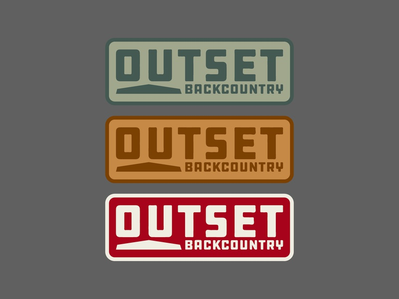 OUTSET ^ BACKCOUNTRY