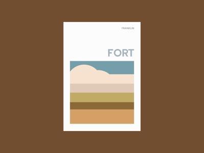 FORT // Book Cover