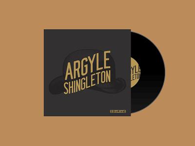 ARGYLE SHINGLETON // Album Cover //