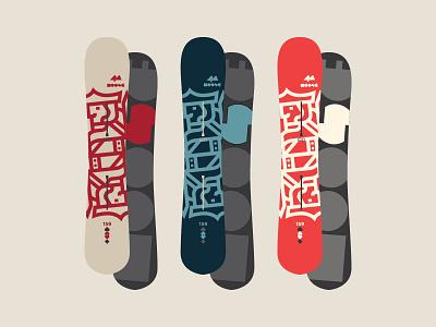 Kings - MOOSE Snowboards - Series