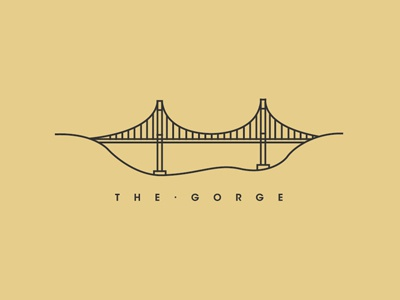 The · Gorge