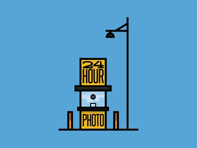24 Hour Photo Booth