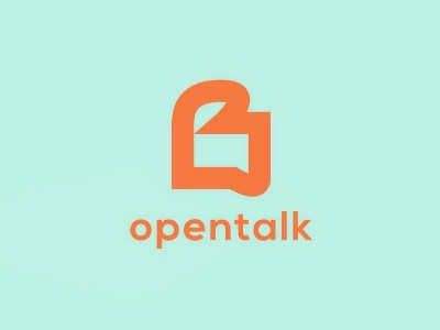 o p e n t a l k communication branddev opentalk fromthefieldnotes type shapes lines sketchtovector boards