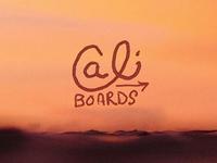 Cali > Boards ... Surf Board Co.